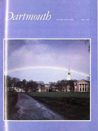 Cover for the May 1982 issue