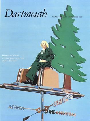 Cover for the September 1982 issue