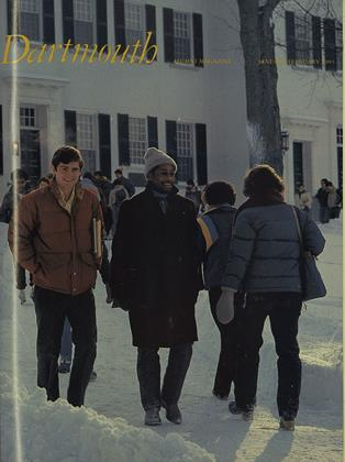 Cover for the January | February 1983 issue