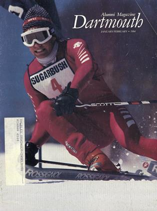 Cover for the January | February 1984 issue