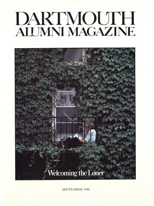 Cover for the September 1988 issue