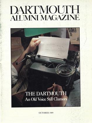 Cover for the October 1989 issue
