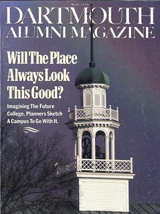 Cover for the May 1990 issue