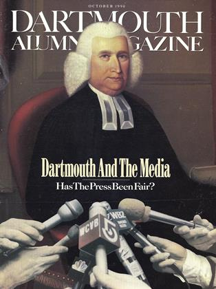 Cover for the October 1990 issue