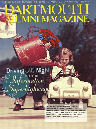 Cover for the Winter 1993 issue