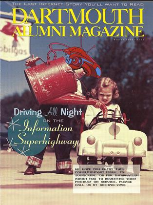 Cover for the December 1994 issue
