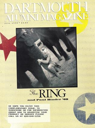 Cover for the June 1995 issue