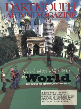 Cover for the October 1995 issue
