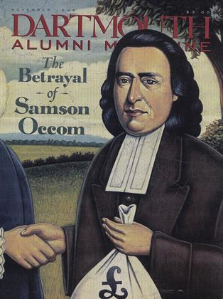 Cover for the November 1998 issue