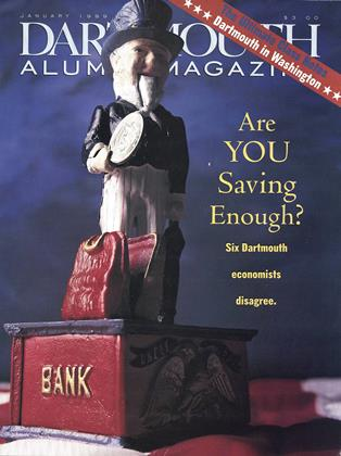 Cover for the January 1999 issue