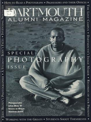 Cover for the June 1999 issue