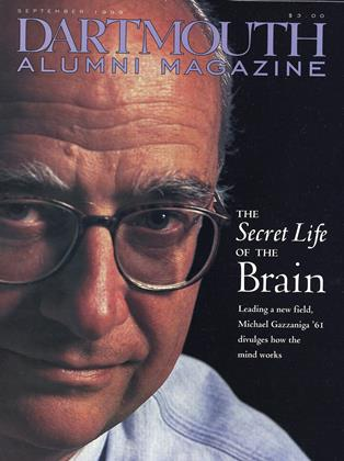 Cover for the September 1999 issue