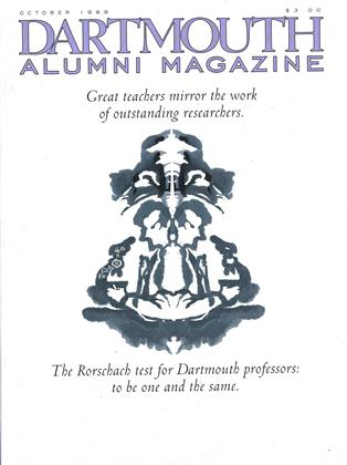 Cover for the October 1999 issue