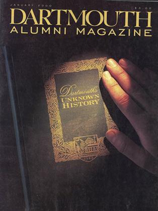Cover for the January 2000 issue