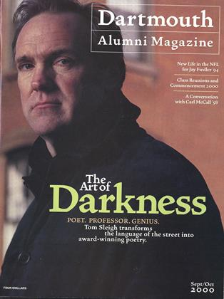 Cover for the September | October 2000 issue