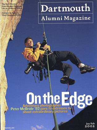 Cover for the January | February 2002 issue