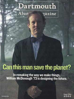 Cover for the September | October 2002 issue