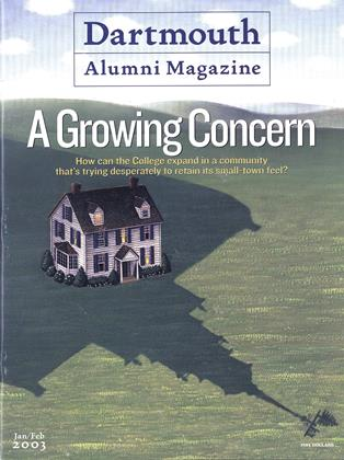 Cover for the January | February 2003 issue