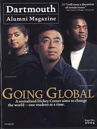 Cover for the September | October 2004 issue