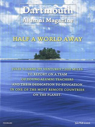 Cover for the January | February 2006 issue