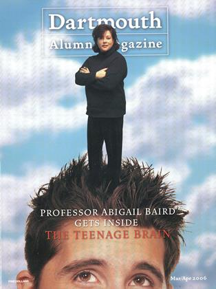 Cover for the March | April 2006 issue