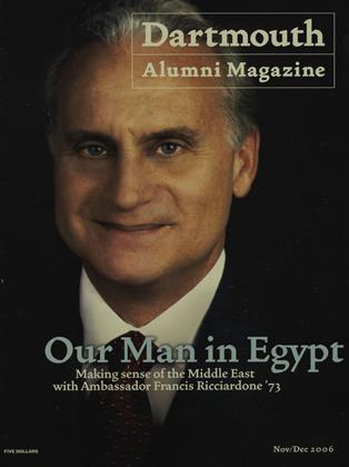Cover for the November | December 2006 issue