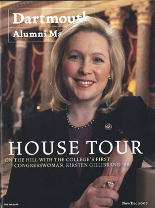 Cover for the November | December 2007 issue
