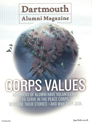 Cover for the January | February 2008 issue