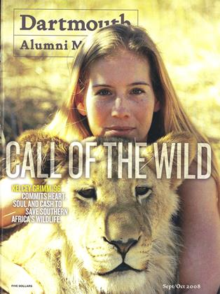 Cover for the September | October 2008 issue