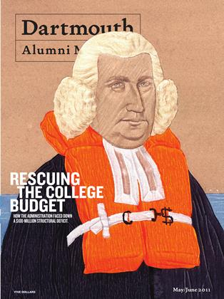Cover for the May | June 2011 issue