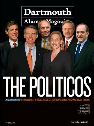 Cover for the July | August 2011 issue