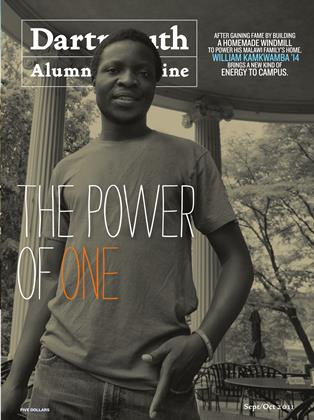 Cover for the September | October 2011 issue