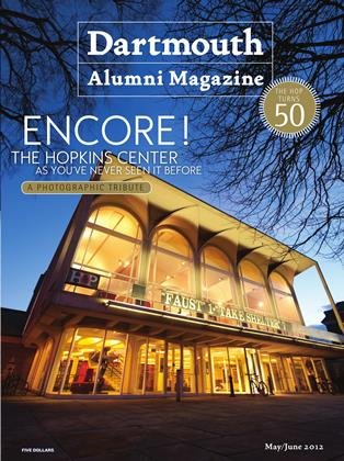 Cover for the May | June 2012 issue