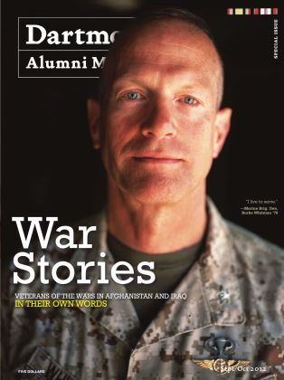 Cover for the September | October 2012 issue