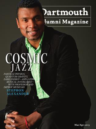Cover for the March | April 2013 issue