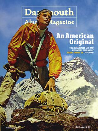 Cover for the July | August 2013 issue