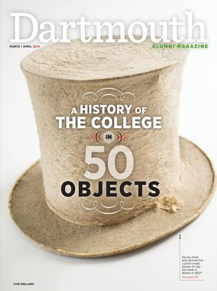 Cover for the March | April 2014 issue