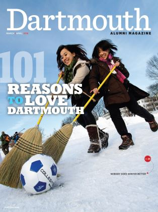Cover for the March   April 2016 issue