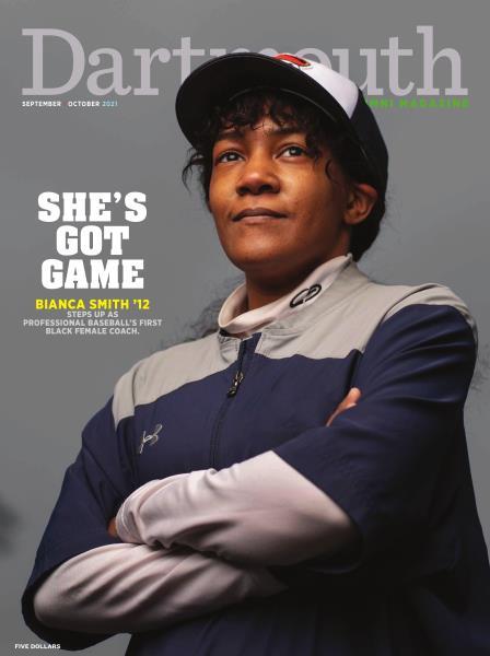 Current Magazine Cover September-October 2021